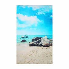 Blue Sky Clouds Beach Photography Vinyl Background Studio Photo Prop Backdrop