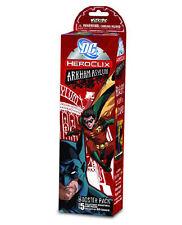 Wizkids Heroclix DC Arkham Asylum Booster-Nuevo + gastos de envío gratis