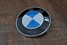 original BMW Emblem Z3 E36 Plakette Motorhaube 82 mm 8132375 7463684