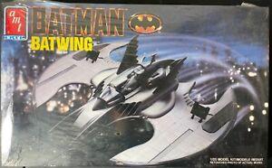 AMT Batman Batwing 1/25 6970 FS NEW Model 'Sullys Hobbies'