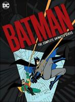 Batman The Complete Animated Series (12 DVD DISCS) Box Set Sealed NEW USA