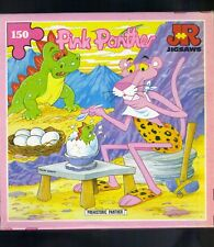 PINK PANTHER - 150 PIECE JIGSAW PUZZLE - SILVER JUBILEE EDITION - JR JIGSAWS