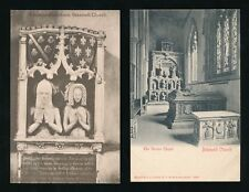 Derbyshire BAKEWELL Church x 5 inc 4 u/bPPCs