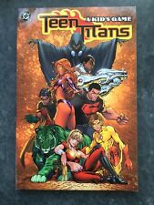 Teen Titans Vol 01 A Kids Game -