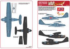 Kits-World 1/48 PBY-5 A Catalina - 'Chats Noirs' # 48159
