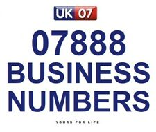 * 07888 * VERY Easy Gold Memorable Business Platinum VIP UK Mobile Phone Numbers