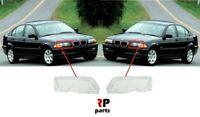 Pour BMW 3 E46 Berline Break 1998 - 2001 Avant Phare Verre Paire Set Conduite à