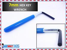 Llave hexagonal clave 7mm cabeza en ángulo largo alcance Alan Clave Llave Hexagonal Freno Pad CT3283