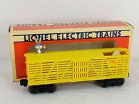 Vintage Postwar Lionel Lines Train #16662 Bugs Bunny and Yosemite Sam Outlaw Car