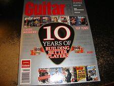 GUITAR ONE magazine 2/2006 jimmy page/van halen/dimebag darrell