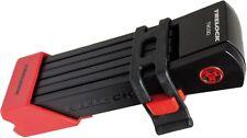 Trelock FS 200/100 two.go cierre plegable 100cm con Soporte Rojo Rojo