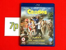 Cooties (BLU-RAY) Horror ✔️ VGC