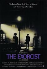 "THE EXORCIST Movie Poster [Licensed-NEW-USA] 27x40"" Theater Size (1973)"