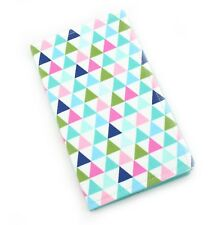 2018 Slimline Planner Diary, 2 Weeks to an Opening - Mint Triangles