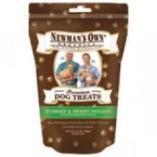 Newmans Own Turkey Sweet Potato Dog Treats (6x10 Oz) New Holistic Formula