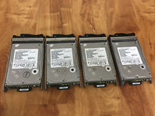 4x Sgi HITACHI HUA721010KLA330 1.0TB HD LSI 32406-01 In Bracket w/Interposer