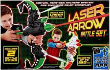 Genesis Industries Boys Laser Arrow Battle Set Lights And Laser Sound Fx