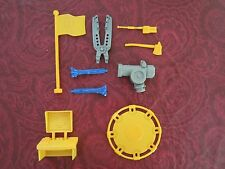 NEW Fisher Price Imaginext Rescue Heroes Fire House station parts water Hose