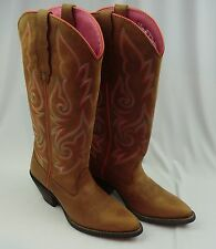 Crush by Durango DCRD182 Sarah Darling Leather Western Cowgirl Boots 6M