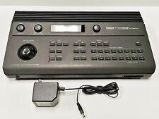 Yamaha TG33 Tone Generator 1990s 32-Voice FM/PCM with Vector Control Knob