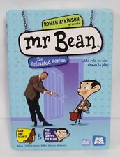 Mr. Bean DVD SET_The Animated Series, Vols. 5 & 6