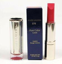 Estee Lauder Haute & Cold 270 Pure Color Love  Lipstick New In Box