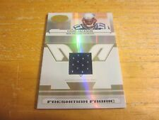 Chad Jackson 2006 Leaf Certified Materials #201 #'d 0934/1400 ROOKIE Relic NFL