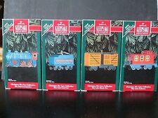 1992 Hallmark Christmas Sky Line Train (Cast Metal) Collection (C952)