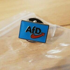 ++ AFD - Alternative für Deutschland - Mitglied PIN - Anstecker + NEU ++