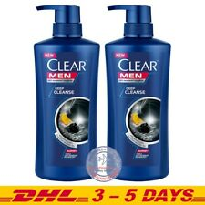 450ml x 2 : Clear Men Shampoo Anti-Dandruff Deep Cleanse