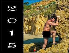 """Awesome Images 2015 """" Man in Nature"""" Fine Art oversize wall calendar"""