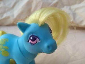 My Little Pony g1 Baby Susie Best Friends MLP Euro UK Exclusive Nirvana school