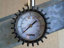 TireTek Flexi-Pro 60Psi Tyre Pressure Gauge European travel essential France EU