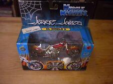 West Coast Chopper Jesse James El Diablo II   1:18 Scale 2003