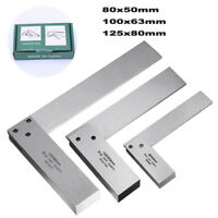 Machinist Square 90º Right Angle Engineer Set Precision Ground Steel Hardened