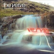 THE VERVE--This Is Music--The Singles 92-98--CD--14 Tracks