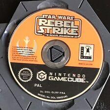 Star Wars Rogue Squadron III Rebel Strike - Nintendo Gamecube - Loose - PAL FR