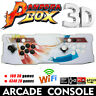 Pandora's Box Double Stick Home Arcade Game Machine Video Games 160 3D&4340 2D