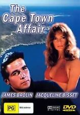 James Brolin Jacqueline Bisset THE CAPE TOWN AFFAIR - SECRET AGENT SPY DRAMA DVD