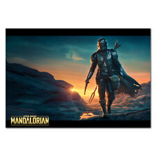 Star Wars: The Mandalorian Poster - High Quality Prints
