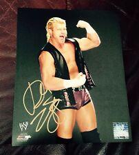 WWE Dolph Nemeth Firmato Autografato 8x10 FOTO RARA PROVA