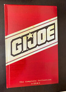 GI JOE The Complete Collection Volume 4 Hardcover (2017 IDW) -- OOP HC