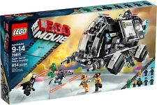 NEW LEGO MOVIE SUPER SECRET POLICE DROPSHIP 70815. FREE NEXT DAY DELIVERY