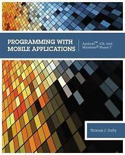 Programming with Mobile Applications : Android�, I
