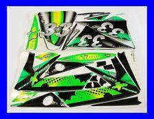 Aufkleber Dekor Satz für XB33 CBF33A/B 125cc/140cc grün