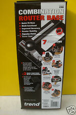 TREND CRB COMBINATION ROUTER BASE ATTACHMENT FITS MOST ROUTERS