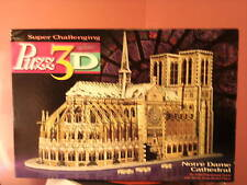 Puzz 3D Notre Dame Cathedral