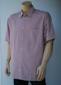 chemise homme CARHARTT manche courte taille XL