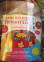 lot revendeur-palette solderie/déstockage De 10 Boites De Cake Divider