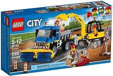Lego City -  Sweeper & Excavator - 60152 - BNISB - AU Seller